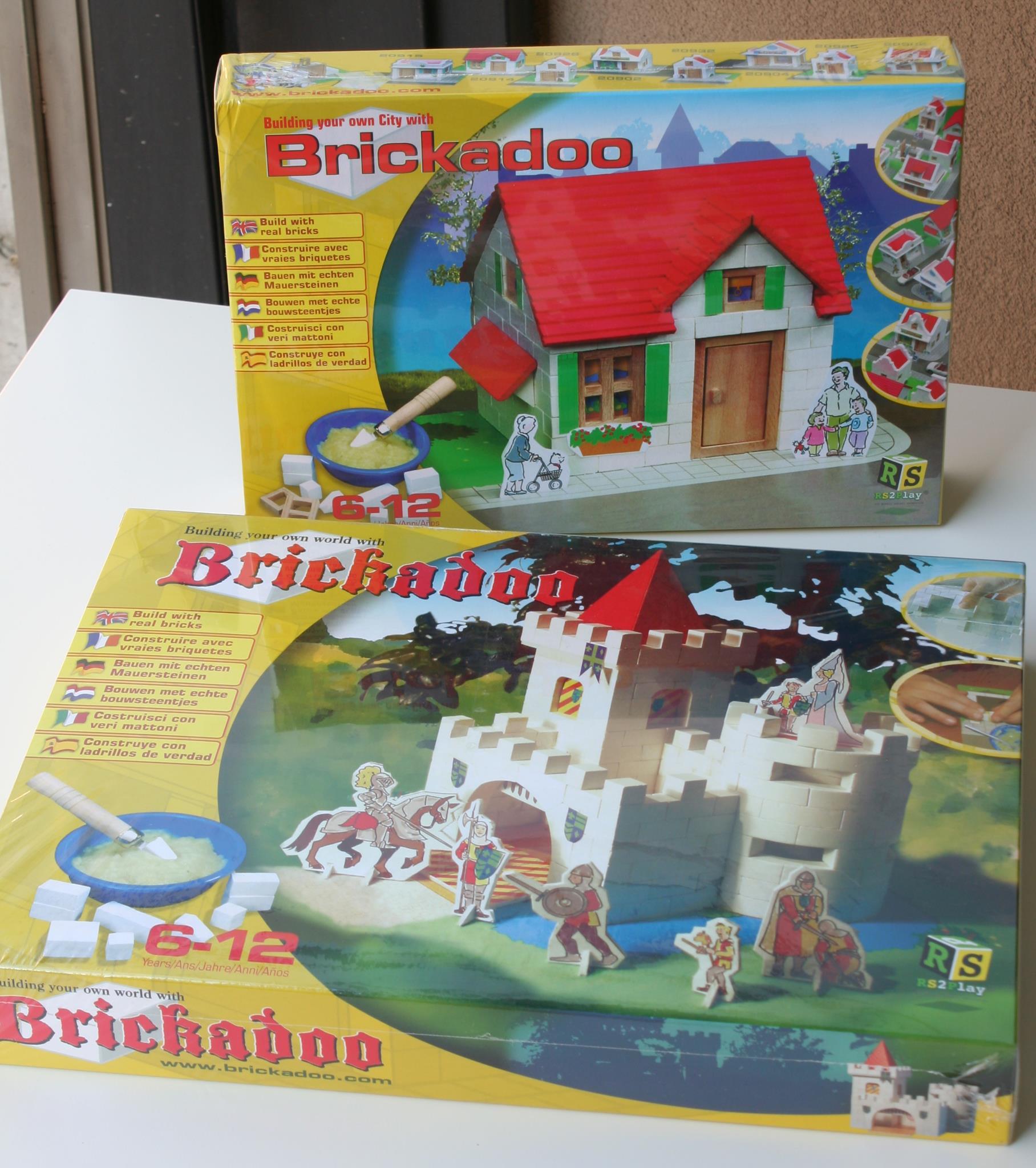 costruisci la tua casa con mattoni veri libreria