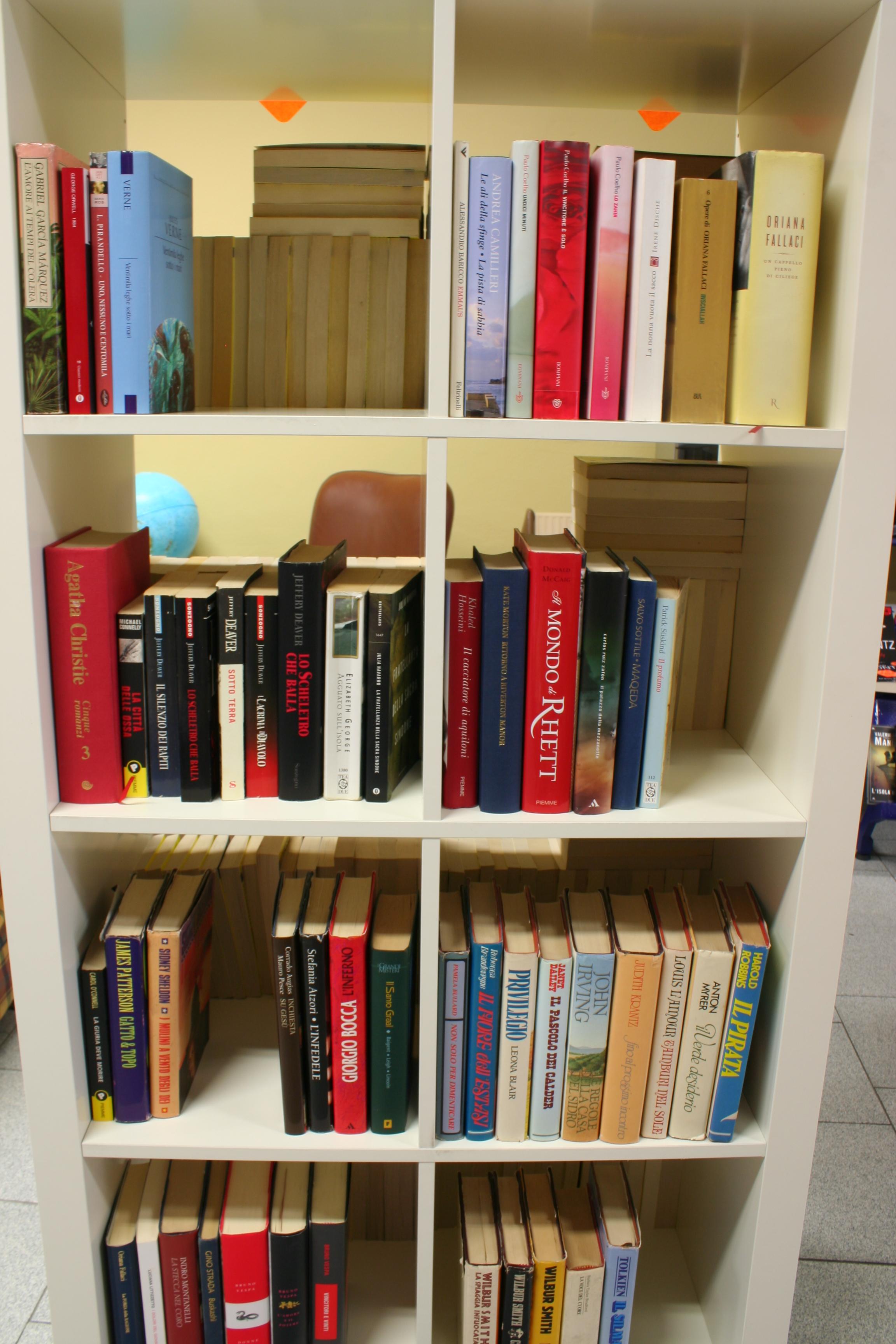 Libri usati varia libreria mirtillo montichiari for Libreria online libri usati